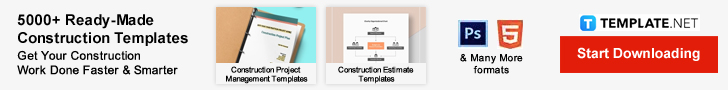 500 Readymade Construction Templates