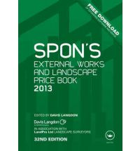 External Works and Landscape Price Book 2013