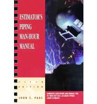 Estimators equipment installation man-hour manual