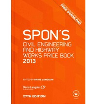 Civil Engineering and Highway Works Price Book 2013