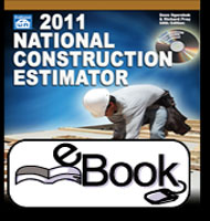 eBooks on 2011 National Construction Estimator
