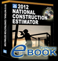 eBooks on 2012 National Construction Estimator