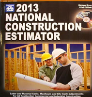 eBooks on 2013 National Construction Estimator