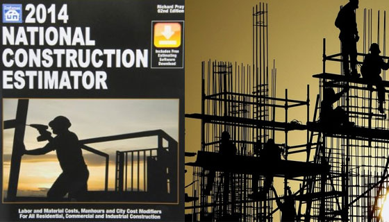 National Construction Estimator 2014 Construction Cost