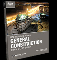eBooks on BNI General Construction Costbook 2014