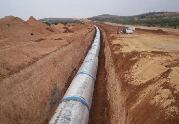 GMR Project, Libya