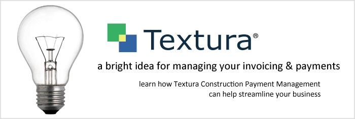 Textura-CPM : the powerful construction payment management system