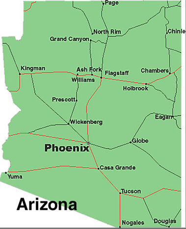 Arizona County