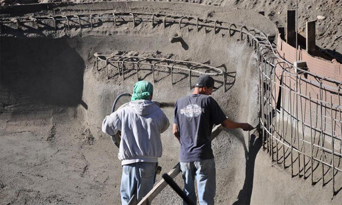 Application and Benefits of Gunite