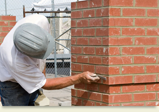 Brief Overview of Pointing in Brickwork Construction