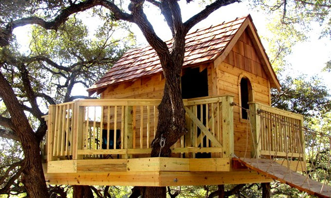 Tips for Building a Tree House