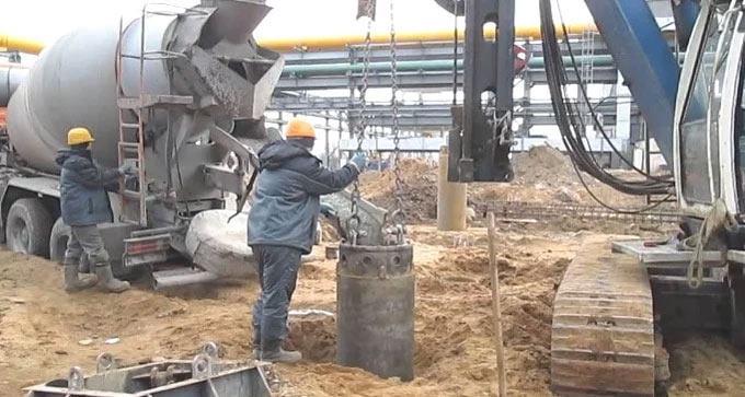 Details of Cast in Situ Concrete Piles and their advantages
