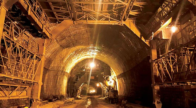 Chenani-Nashri Tunnel – A Construction Wonder in India