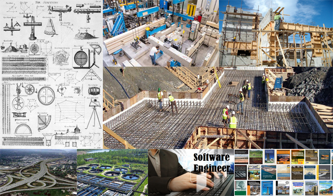 Civil Engineering Final year Projects Topics List