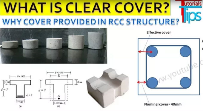 About Clear Cover and its need in R.C.C. Structure