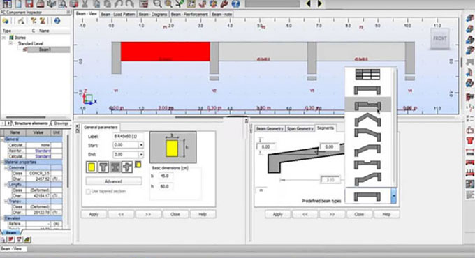 Learn to design a square tie reinforced concrete column on the basis ...