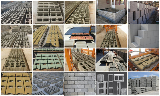 Advantages of Concrete Blocks