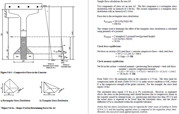 Download various specifications for designing concrete bridge
