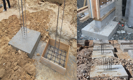 Advantages of Concrete Footing