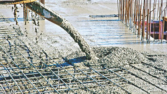 concrete mixes for different construction works