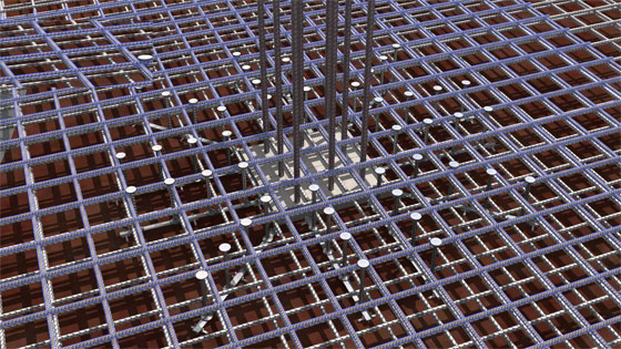 Reinforcement System for Precast Concrete Structures