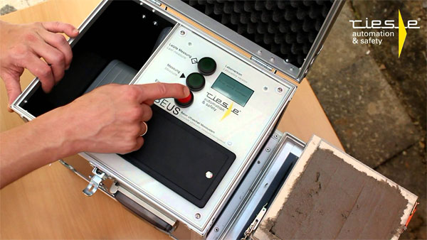 BEUS - Concrete-Ultrasonic-Measurement device