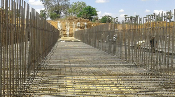 Details of Reinforcement Concrete Specification