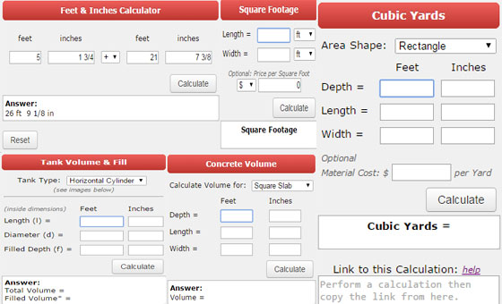 Construction calculator online free construction cost Online construction cost estimator
