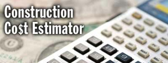 Construction Cost Estimator in Columbia