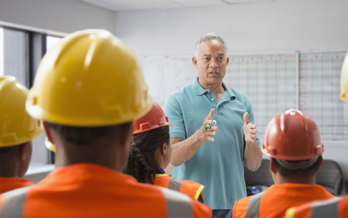 Construction managers must encourage Employee health