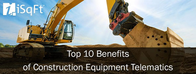 Construction Equipment Telematics – A New Name of Productivity