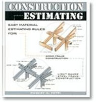 eBooks on Construction Estimating