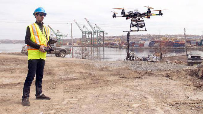Drones Are Stepping in the Construction Worksites for Good Reasons