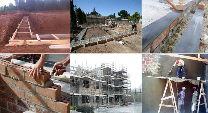 Some useful guidelines on residential building construction