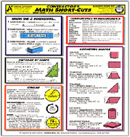 eBooks on Contractors Math Short-Cuts Quick-Cards