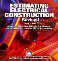 eBooks on Estimating Electrical Construction Revised