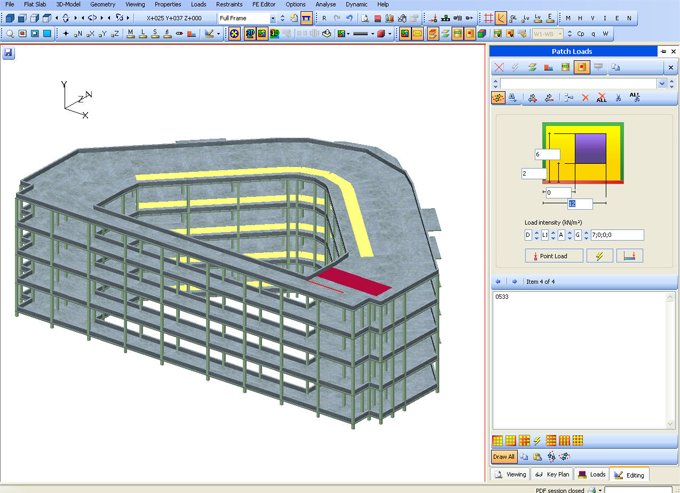MasterFrame Flat Slab Construction – A powerful software for Structural Engineers