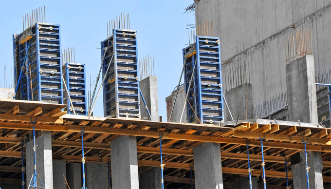 Causes of formwork design failure
