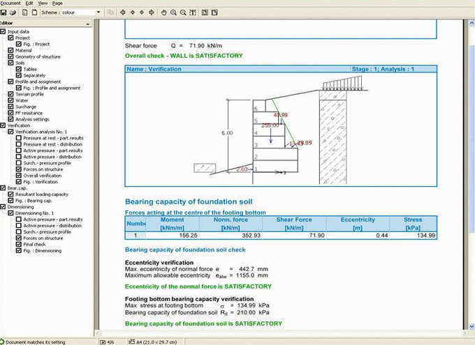geotechnical engineering softwares   geotechnical analysis