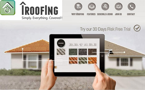 iRoofing App for Roofing Contractors