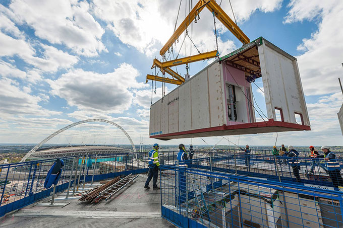 Five Reasons Why Off-site Modular Construction is the New Favorite
