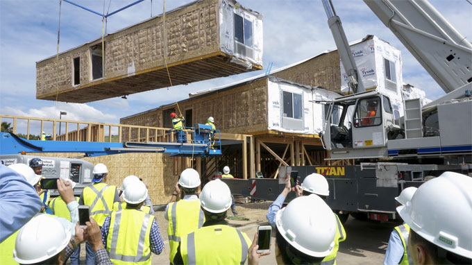 Offsite Construction – A Better and Faster way of Constructing