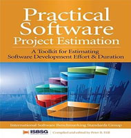 eBooks on Practical Software Project Estimation