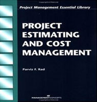 eBooks on Project Estimating and Cost Management