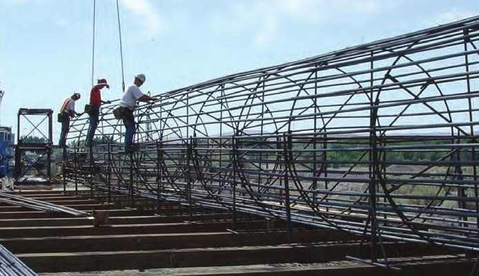 Properties and benefits of rebar cages