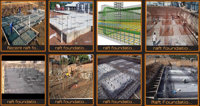 Types of Raft Foundation   Raft Foundations   Concrete Rafts
