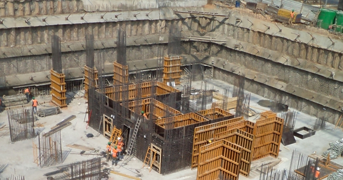 How to estimate various reinforced concrete works
