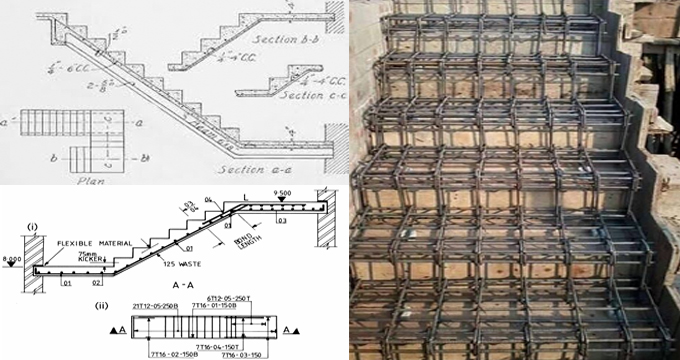 Benefits of Rebar/Reinforcement for Staircase