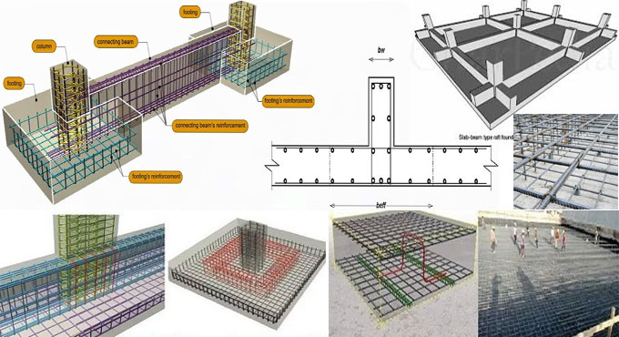 Detail Construction Process Of Raft Foundation