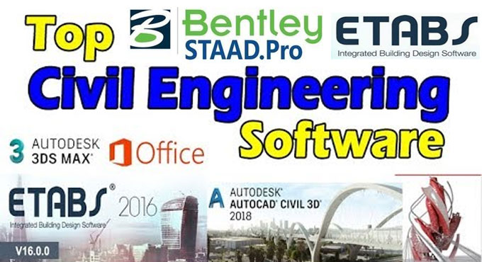 Civil Engineering Software Best Software For Civil Engineering